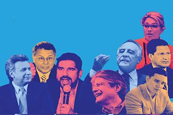 Propuestas de los candidatos a la presidencia en las elecciones Ecuador 2017