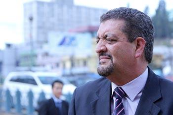 Fausto Camacho: El CNE hizo lo que le dio la gana
