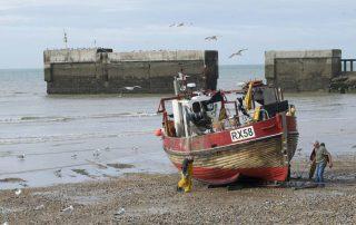 Brexit y los pescadores