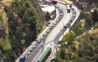 soluciones de transporte en Quito
