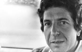 Muerte y despedida de Leonard Cohen