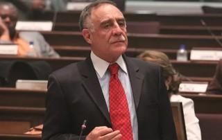 Paco Moncayo candidato a la presidencia por la Izquierda Democrática