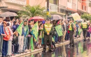 Oposición en Ecuador