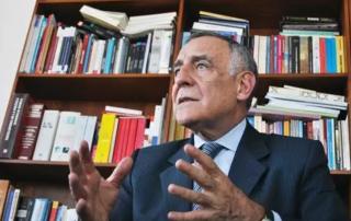 Paco Moncayo candidato por la Izquierda Democrática