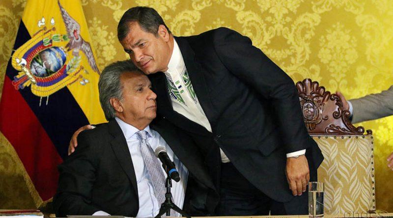 Correa pierde juicio
