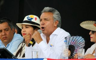 Correa versus Moreno