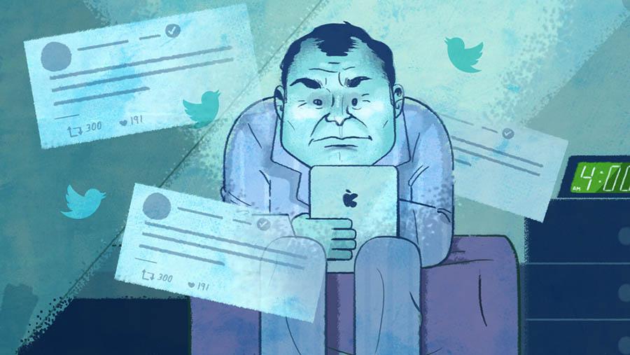 Correa y Twitter