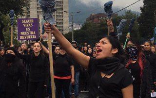derechos mujeres con rafael correa
