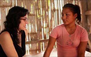 documental violencia sexual en Ecuador