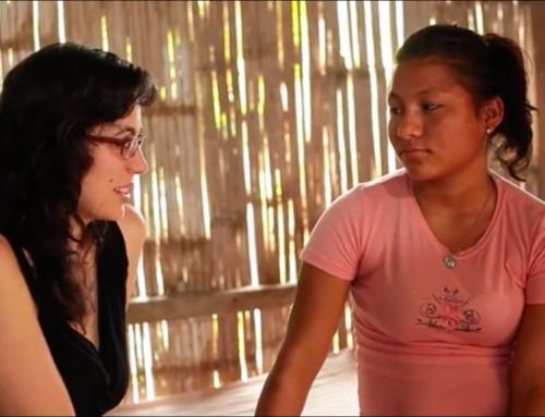 """Xiana Yago: """"Quisiera visibilizar las injusticias que sufren muchas mujeres"""""""