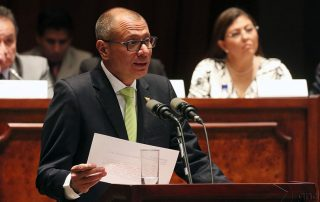 Glas va a la Comisión de Fiscalización