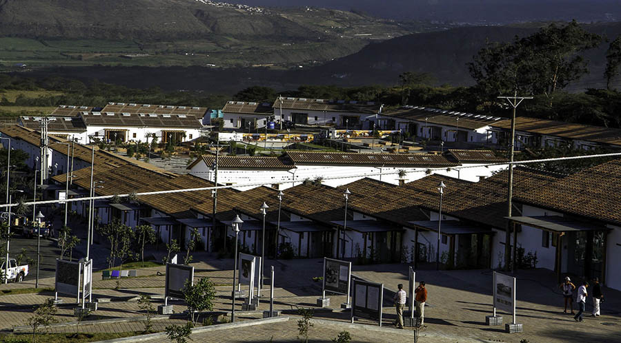 Lenín Moreno visita Yachay