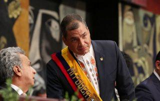 Moreno le dice adiós a Correa