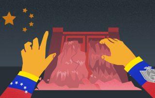 Inversion China en Ecuador y en Venezuela