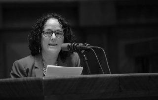 Rossana Viteri, directora de Plan Internacional en el Ecuador