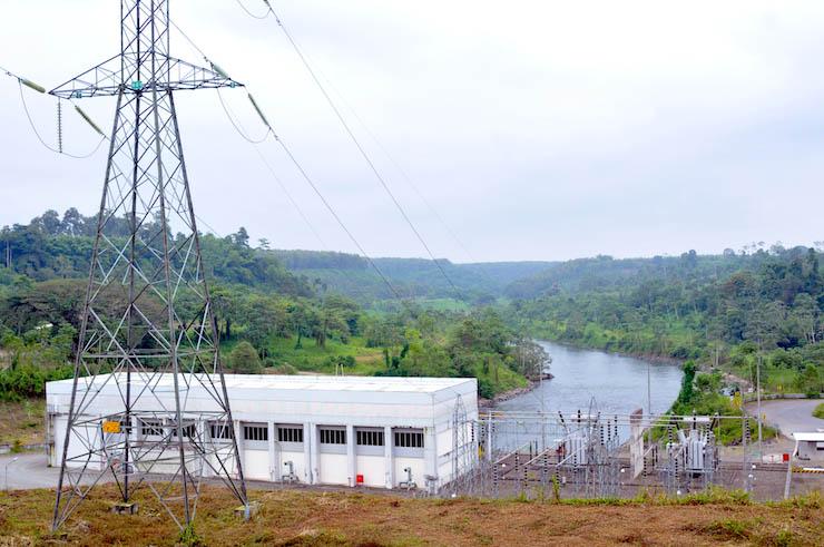 impactos sociales y ambientales de hidroeléctrica Baba