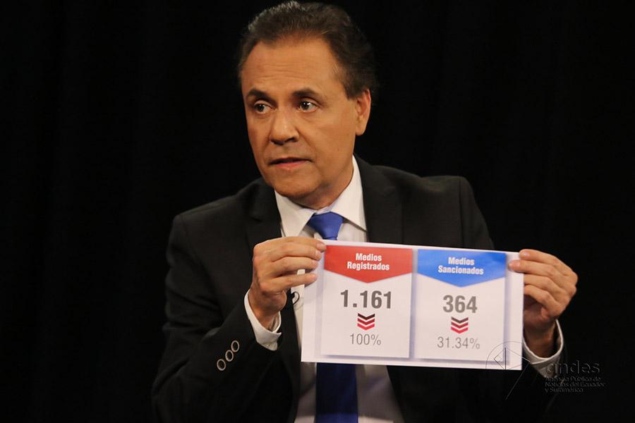 Carlos Ochoa censurado por la Asamblea