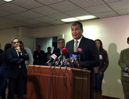 Los privilegios de ser Rafael Correa