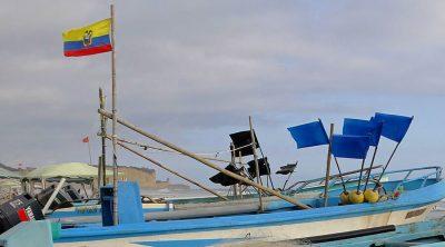 nueva ley de pesca de Ecuador