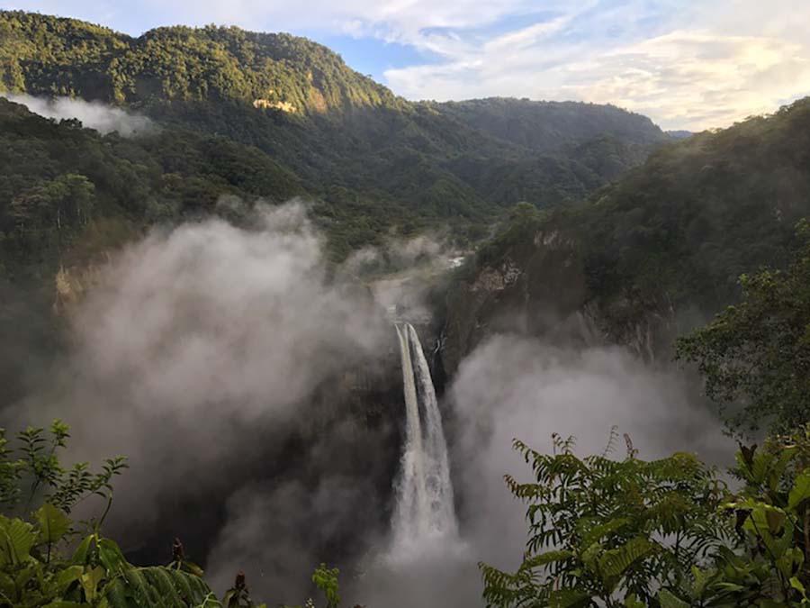 Cascadas de San Rafael