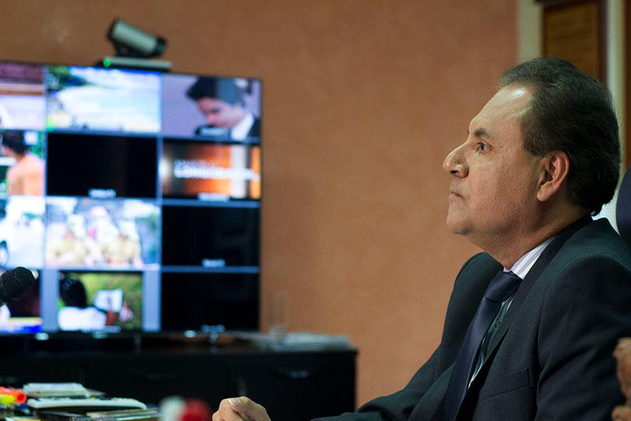 juicio político Ochoa
