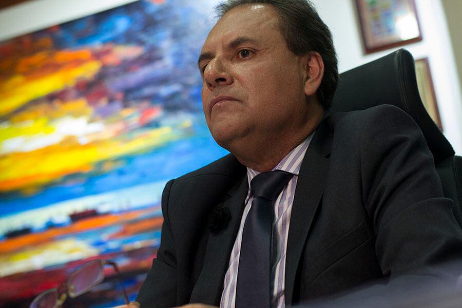 Rafael Correa Carlos Ochoa