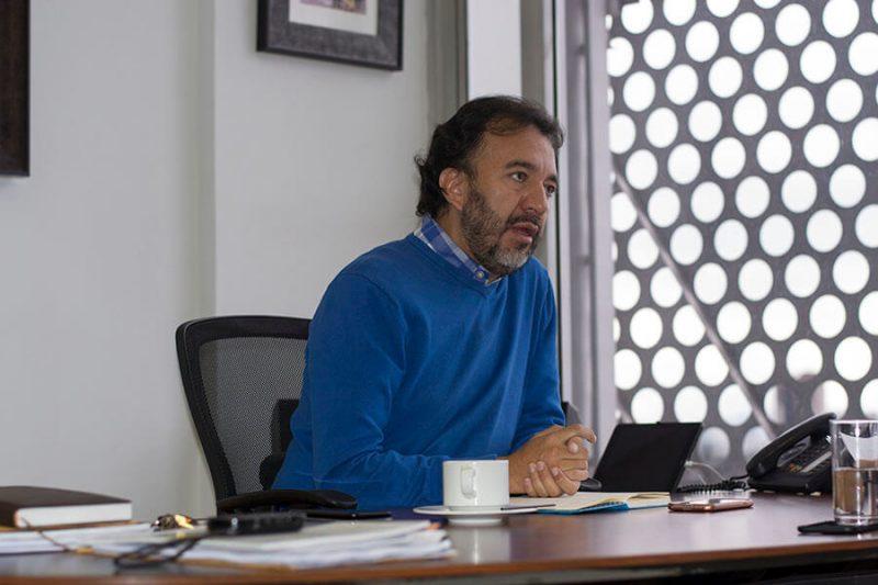 inversion en defensa en Ecuador Pabel Muñoz