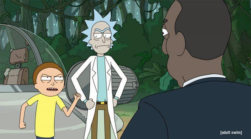 de qué se trata Rick & Morty