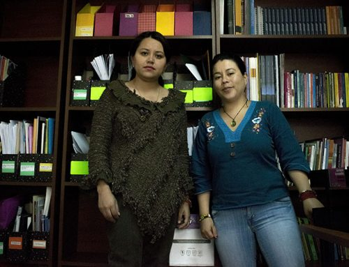 """Estefanía Chávez: """"La justicia es timorata, mojigata y se abstrae de las realidades de las mujeres y las niñas"""""""