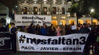 periodistas de El Comercio secuestrados