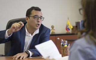 por qué Héctor Yépez se desafilió de Suma