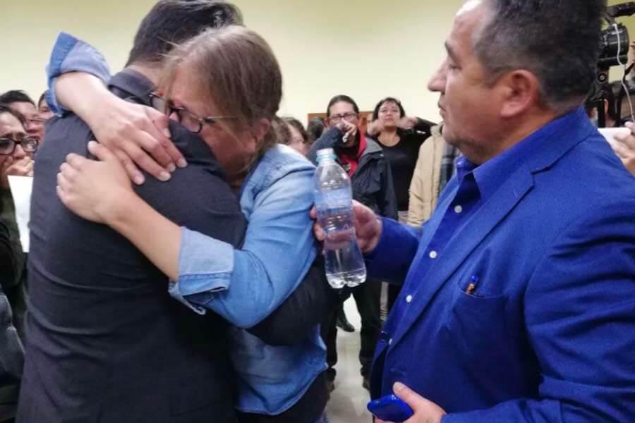 Las autoridades dejan abierta la posibilidad de que los periodistas hayan sido asesinados