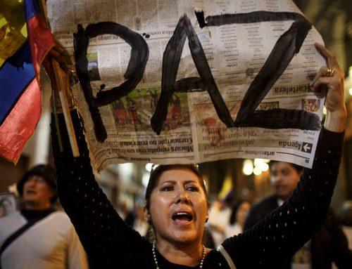 Frontera norte: Cobertura de los atentados, secuestros, asesinatos en Esmeraldas