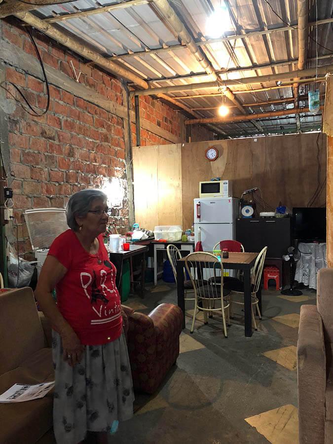 reconstrucción del terremoto en Ecuador