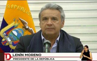 Moreno da ultimátum a secuestradores