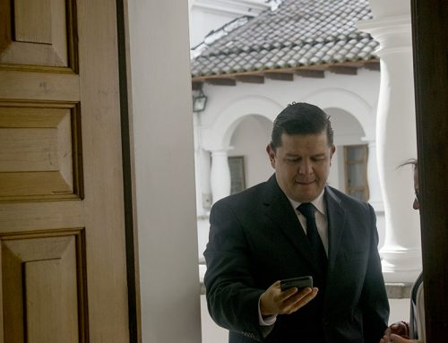 """Juan Sebastián Roldán: """"En la Presidencia anterior se decía hasta qué producto debía ponerse en los baños de los ministerios"""""""