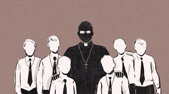 Denuncias por abuso sexual a Luis Fernando Intriago, sacerdote católico de Guayaquil