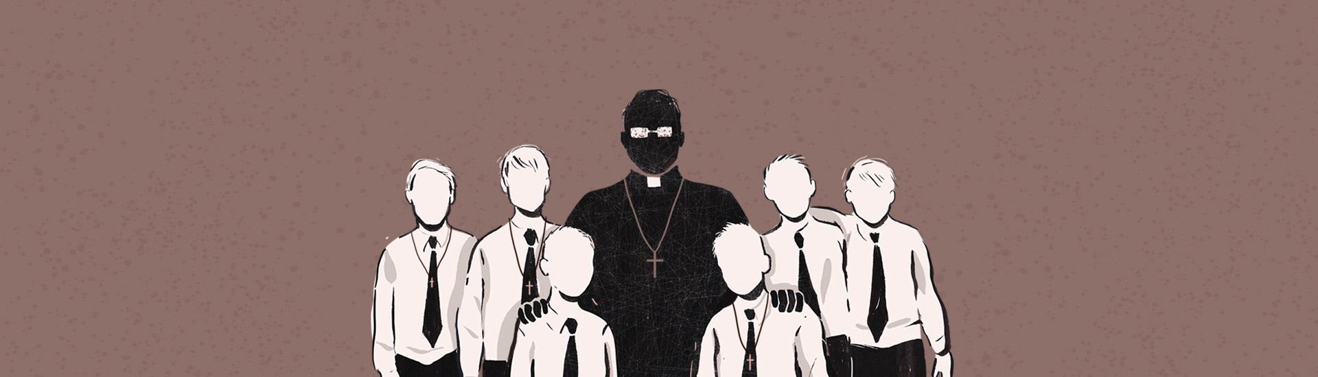 Casos de abuso sexual en iglesia católica de Guayaquil por sacerdote Luis Fernando Intriago