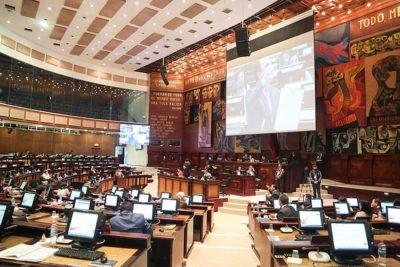 qué ha hecho en un año la Asamblea del Ecuador