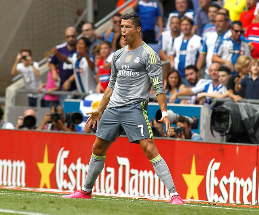 Cristirano Ronaldo