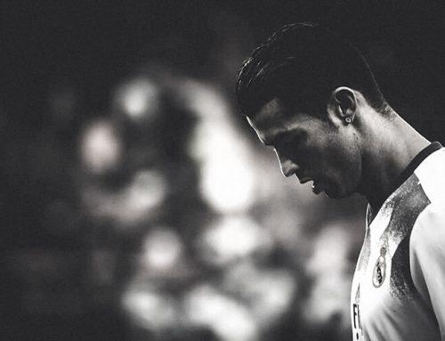 Cristiano Ronaldo, el humilde