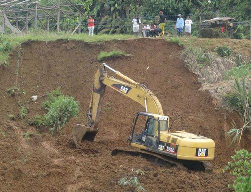 La minería avanza sin freno en Esmeraldas