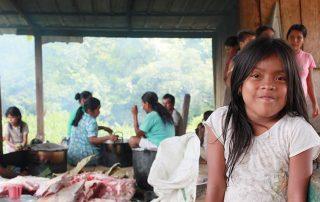 Cómo viven las comunidades de la frontera Ecuador Colombia