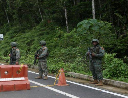 Patrulla militar perdida en la frontera norte es hallada