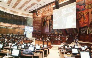 qué ha hecho la Asamblea del Ecuador en un año