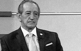 Quién es Oswaldo Jarrín, el nuevo ministro de Defensa del Ecuador.
