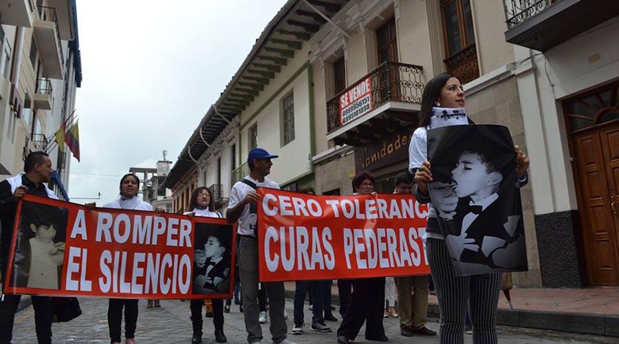 abuso sexual cura Cordero Cuenca
