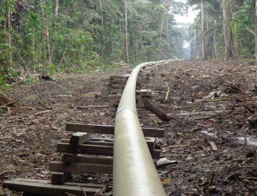 El oleoducto que amenaza a San José de Wisuyá