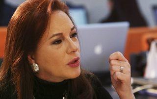 María Fernanda Espinosa elegida presidenta de la Asamblea General de la ONU. Fotografía de Agencia Andes bajo la licencia Attribution-ShareAlike 2.0 Generic (CC BY-SA 2.0)