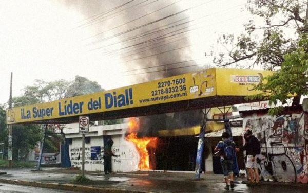 Número de muertos en Nicaragua por protestas contra Daniel Ortega